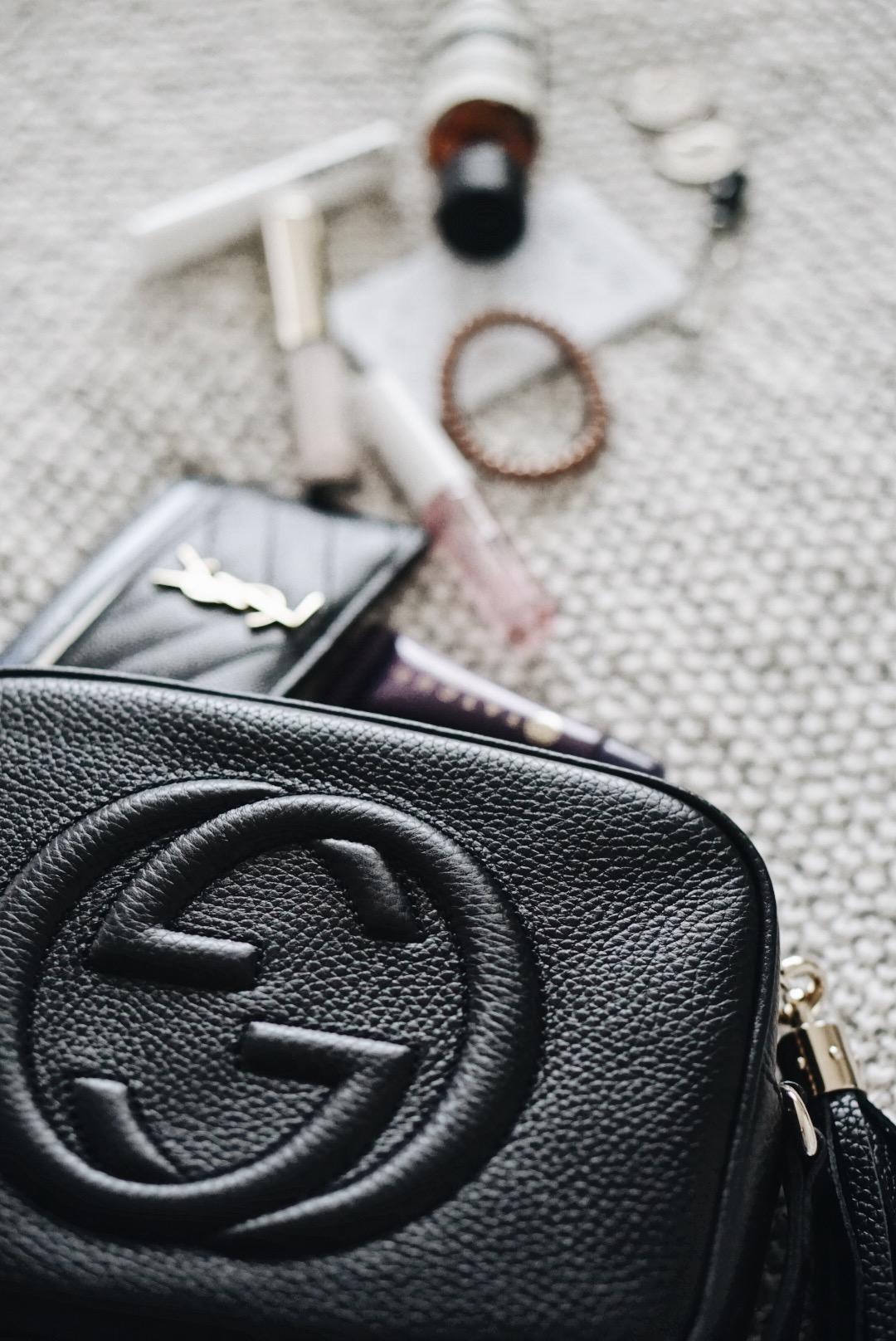 Gucci Soho Disco Bag + Bag Spill