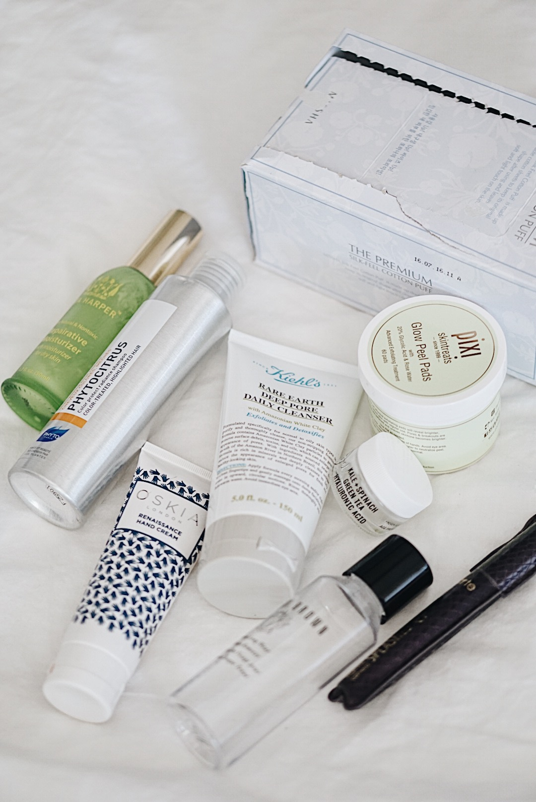 Skincare Empties | Tata Harper, Oskia, Kiehl's, Youth to the People, Tarte, Bobbi Brown