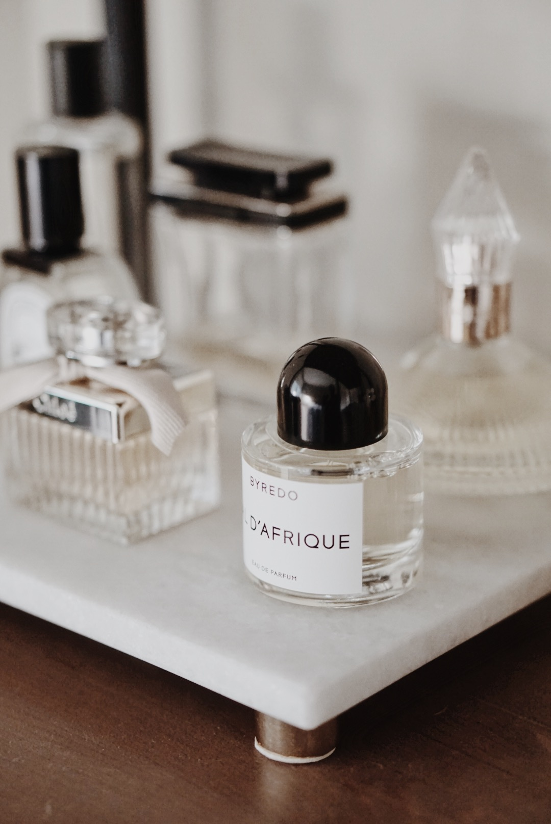 Fragrance Wardrobe - Byredo Bal d'Afrique