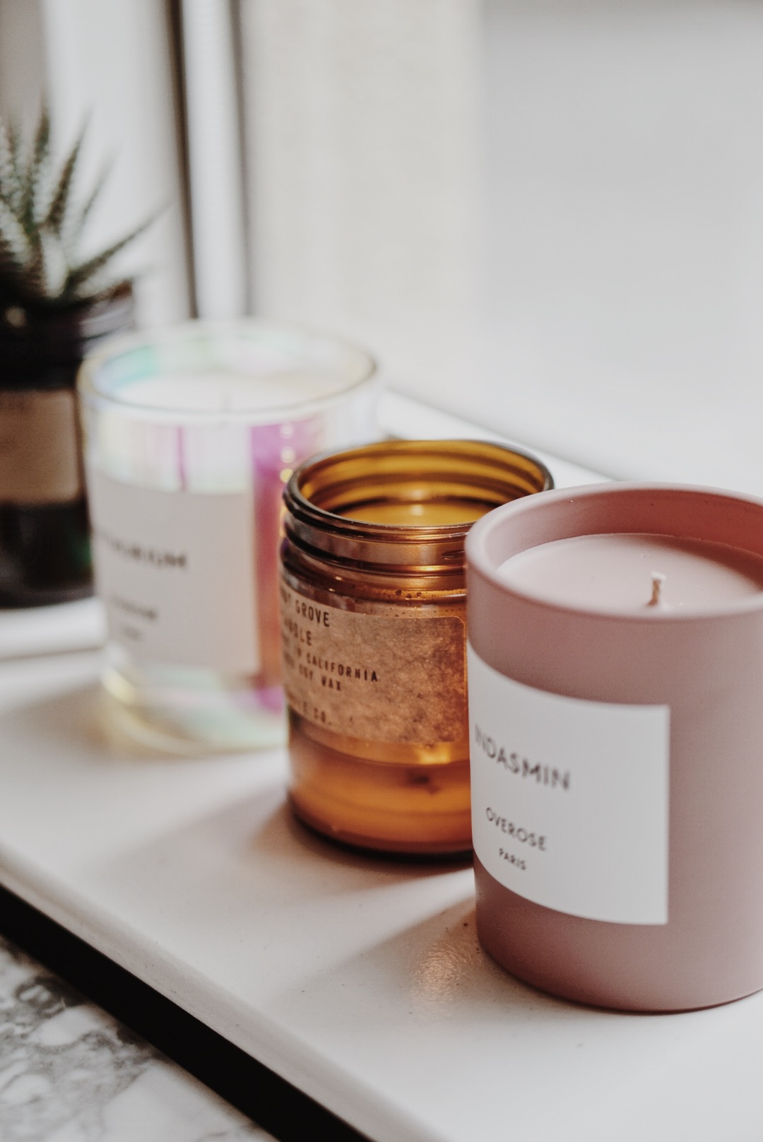 Candle Collections Overose PF Candle Co