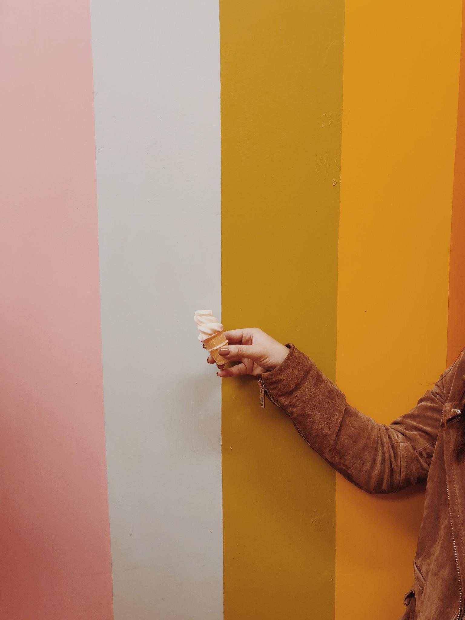 Museum of Ice Cream Milennial Pink Ice Cream