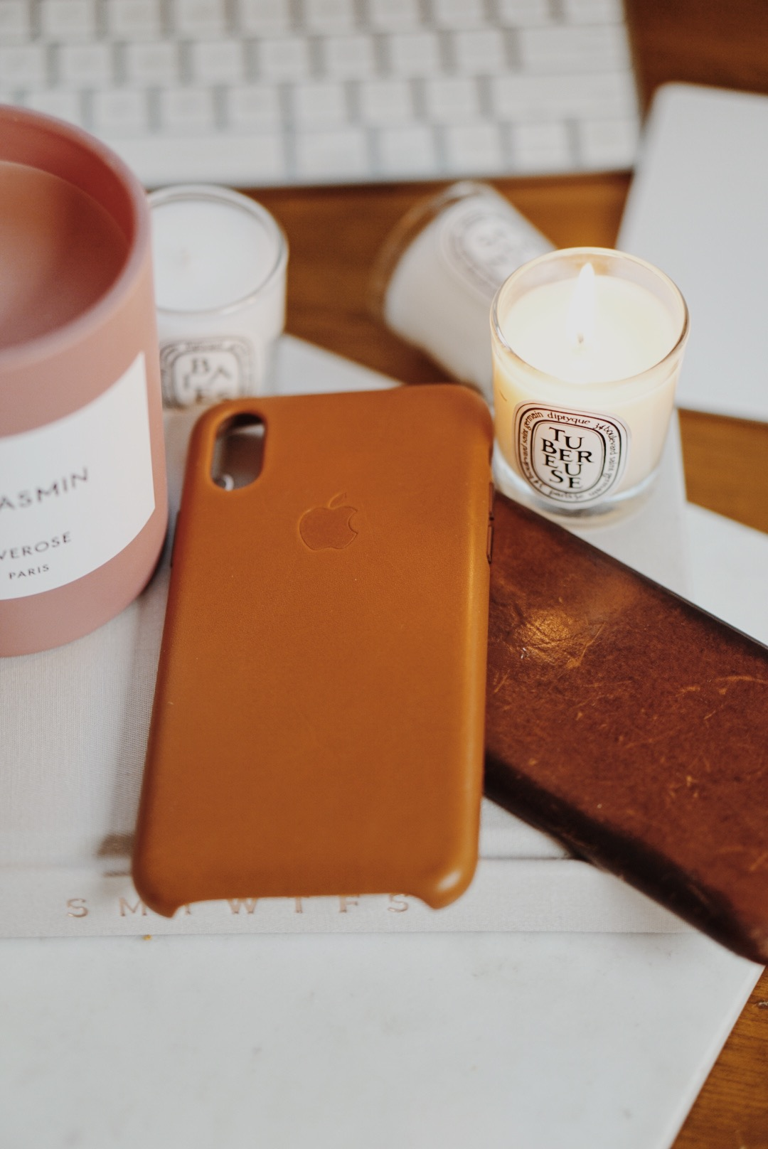 Best iPhone Accessory Leather Case Saddle Brown iPhone X 10 Review