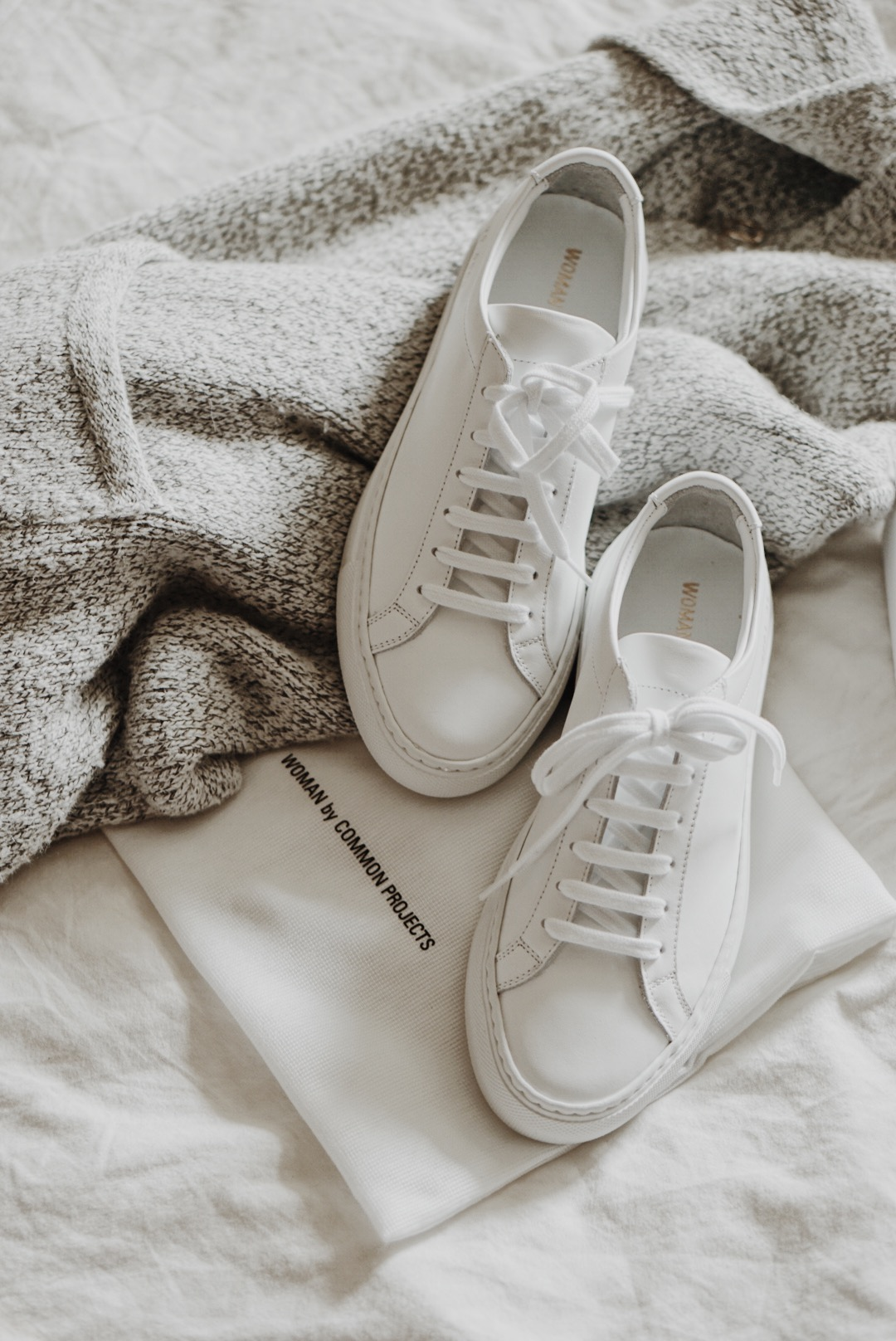 Non Beauty Faves: Common Projects Review