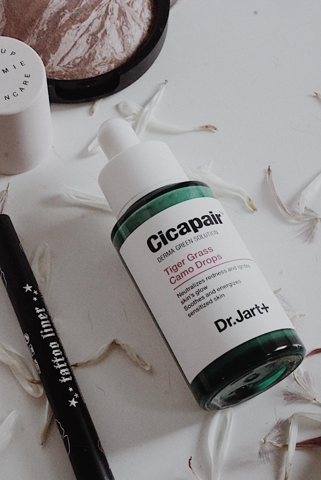 Makeup Look with Dr Jart Tiger Grass Camp Drops + Review
