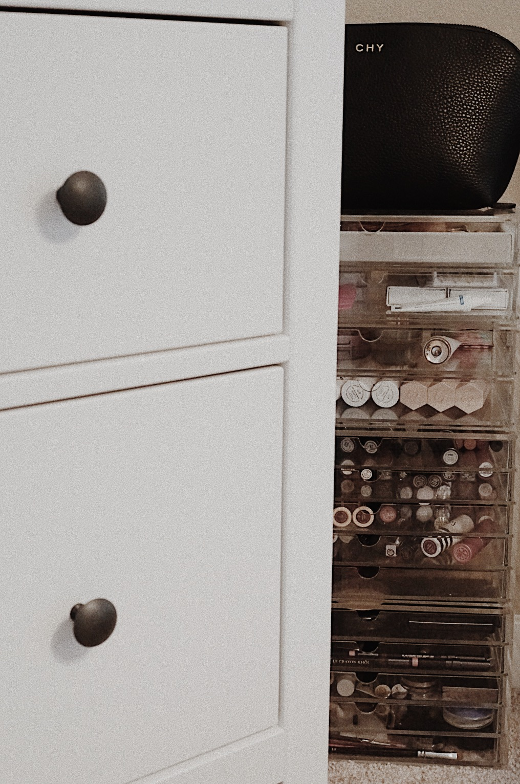 Makeup Stash Declutter and Maintaining Your Collection - For Beauty Lovers