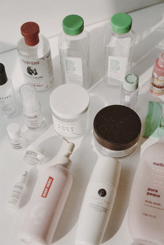 CHY Empties and Reviews: Soap and Glory, Thayer's, Glossier, Tatcha, Paula's Choice, Herbivore, Bobbi Brown, Caudalie, Krave Beauty