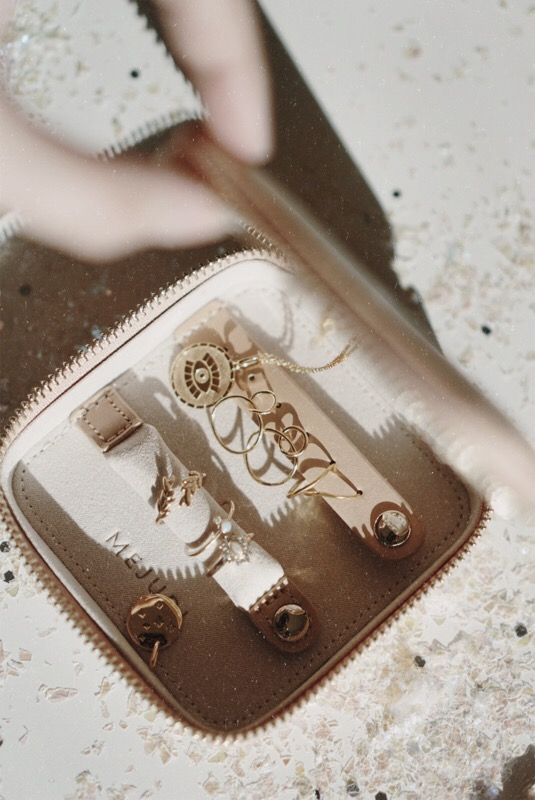 Mejuri Discount & Jewelry Collection - Travel Case and Mejuri + Vrai and Oro