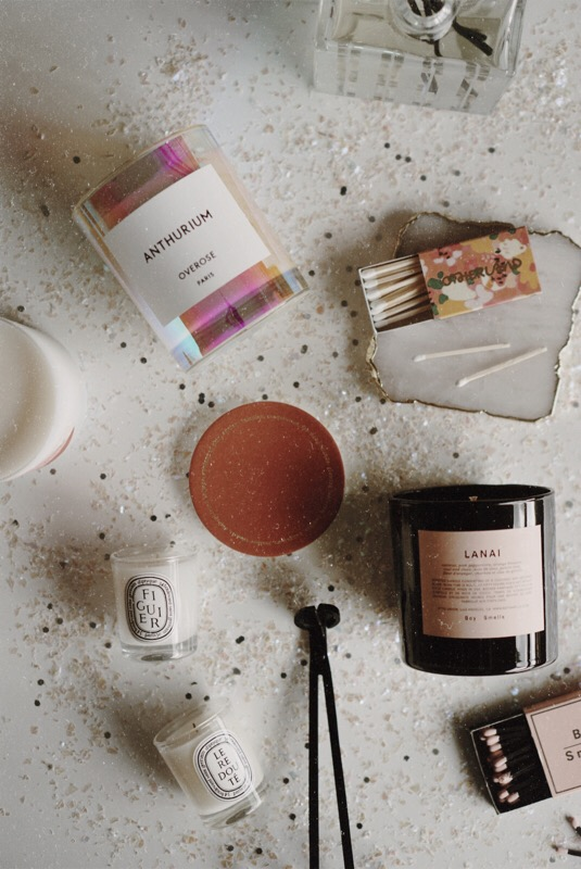 CHY Gift Guide Candle :: Overose, Boy Smells, Diptyque, Otherland