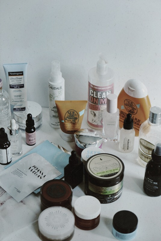 CHY Empties - Reviews : Skincare, Body Care, Hair Care