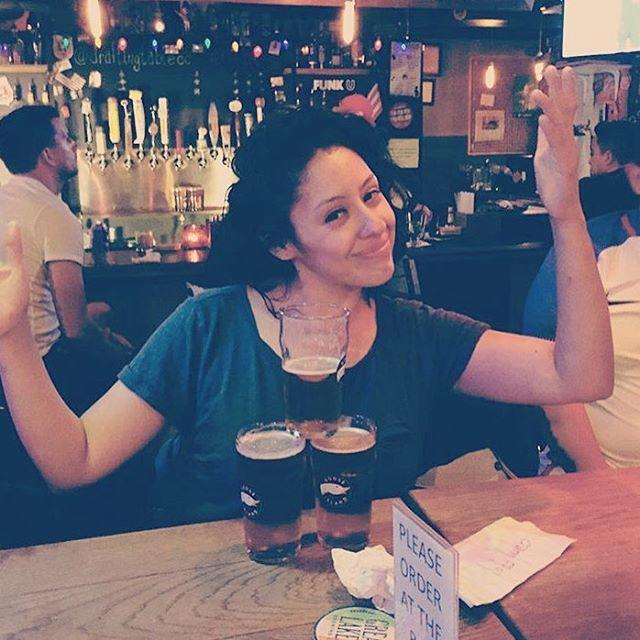 Brunch time! #gooseisland for brunch? Yeah why not 3. #dcbrunch #hangovercure #keepdrinking