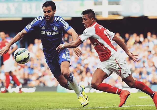 The rumble in London is tomorrow at 12:30pm! #london #arsenal #chelsea #arsvsche