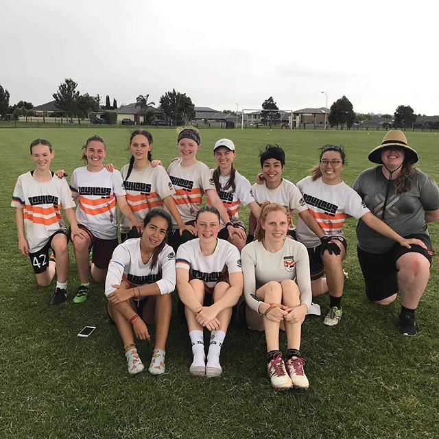 Bauhaus had a successful first round at VUL defeating Deakin and HOS!! We were unable to play the last game due to lightning but will be seeing Ballarat next round. A great start to the season #bauhausultimate #playlikeagirl
