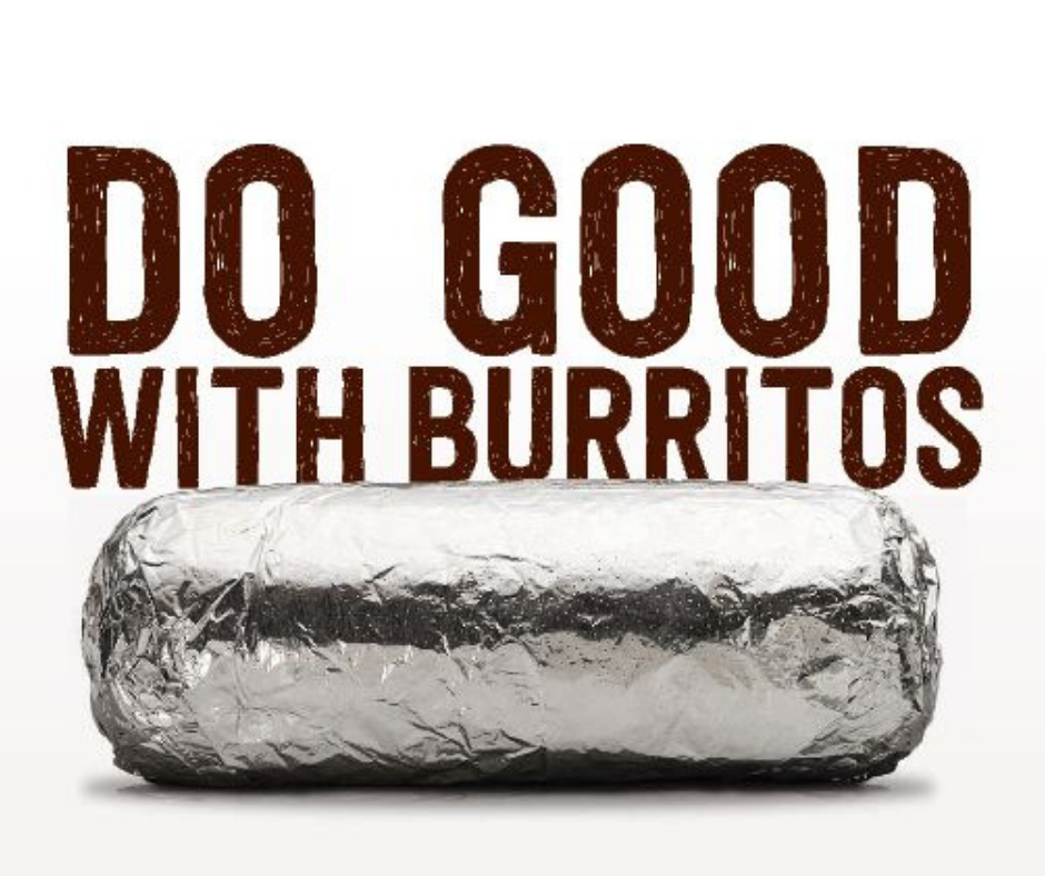 Join us Tuesday from 4 to 8 pm at Chipotle in Fig Garden Village and save lives! All proceeds benefit our medical fund helping lost, injured or sick pets get access to life-saving surgeries and medicines. Our goal is to bring 100 people to dine-out Tuesday, May 14th and raise $400! Please tell your friends to meet you there and show this event on your phone to the cashier. Thank you!