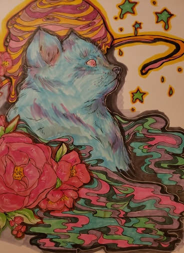 Artist: Jane Rose Leamy-Hurley