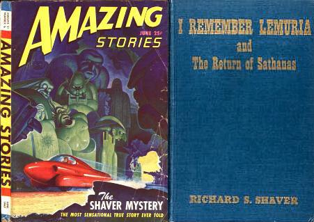The first pulp publication and the hardback collection. Get them all!