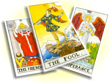 These are the Major Arcana! Not Minor, that's those Balsas...