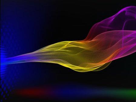 I see colors...