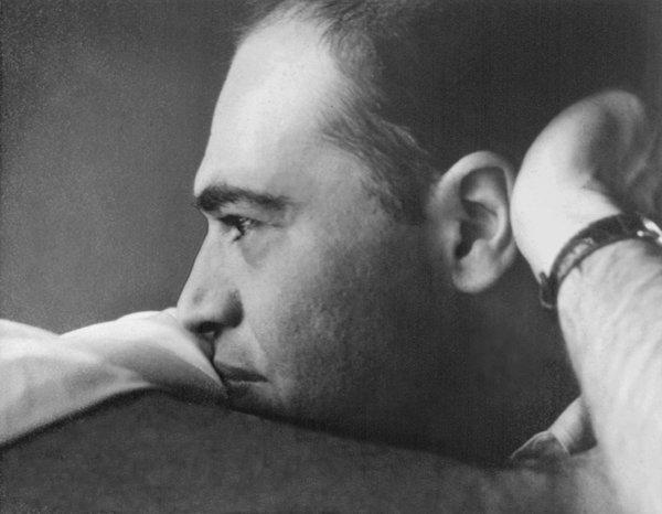 The man himself! Carmine Infantino in 1958