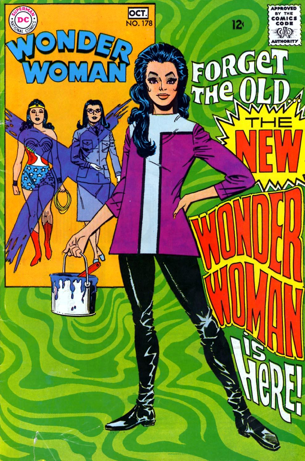 Hell, I'D buy it! And I did, as a back issue 30 years later.