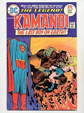 I remember seeing this one on the stands, reading it, but not buying it. I would pick it up years later, for quite a bit more than 25 cents.