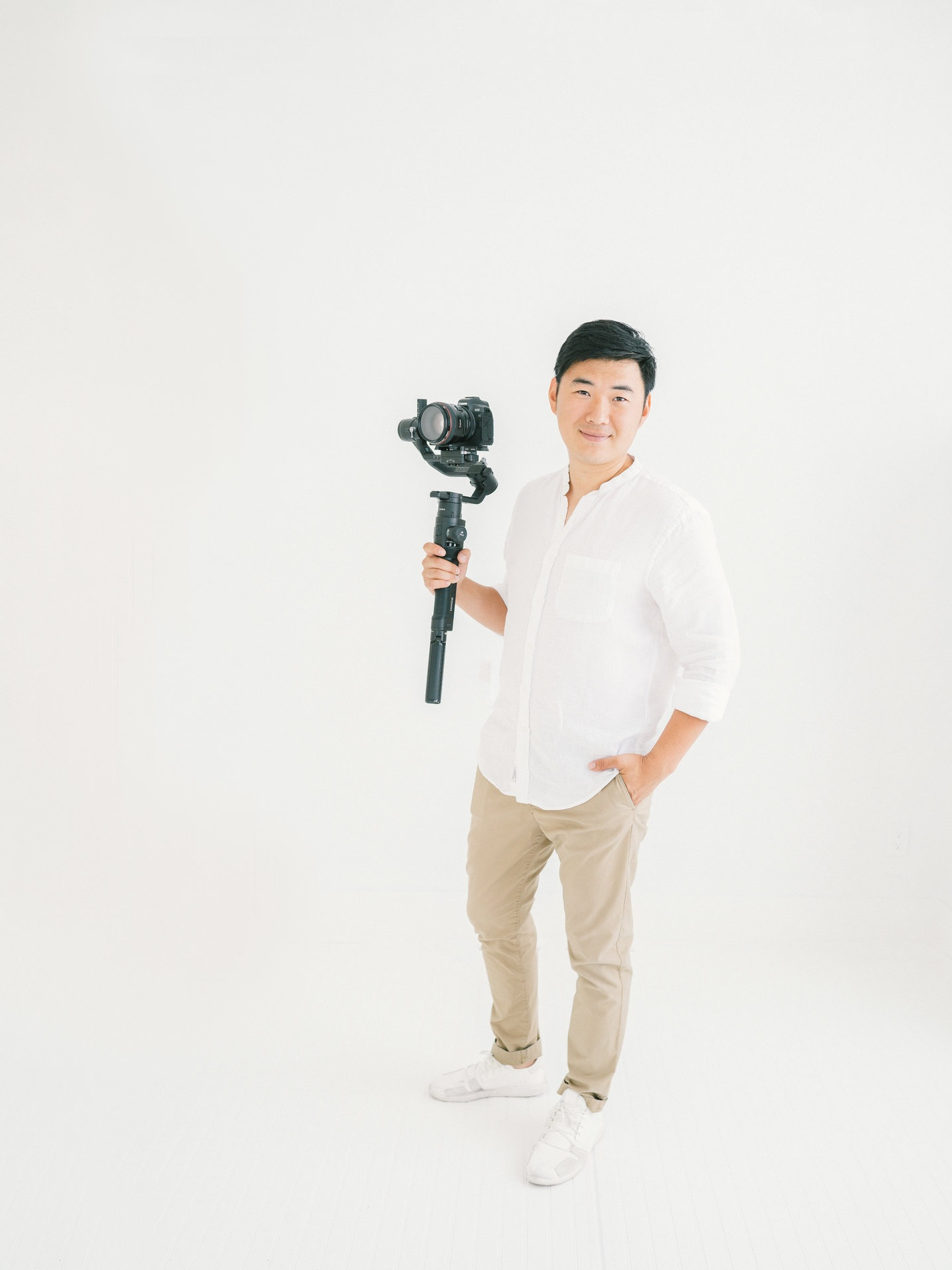 Hi, I'm Anton - Five years ago, I came across a beautifully done wedding video, and I fell in love. I watched it over and over again, and I fell in love with the art of storytelling through cinematography. That day, I set out to learn that new, exciting, and extremely complex skill. That was the day I set out to create.