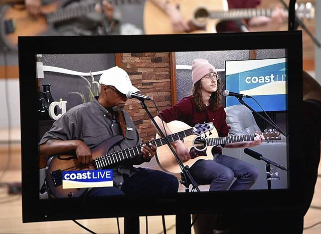 Shout out to @coastliveon3 and Tidewater Friends of Acoustic Music for having us on the show !! #livemusic #livetelevision #CBS #supportlivemusic #gigs #concerts #hamptonroads #norfolk #originalmusic #martinguitars