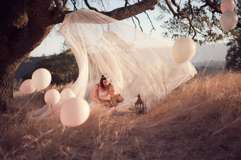 Fairytale Kid Portrait // Ashley Petersen Photo