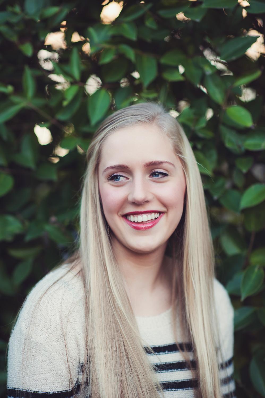Teenager Portrait // Ashley Petersen Photo