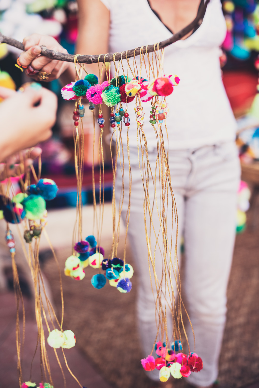 Trendy Foot Jewelry in Sayulita // Ashley Petersen Photo