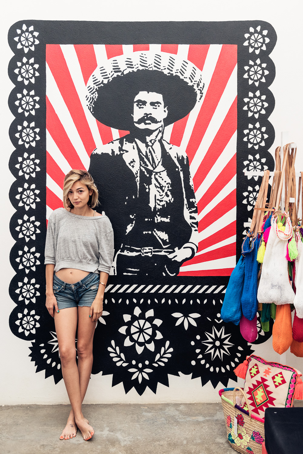 Shopping in Sayulita // Ashley Petersen Photo