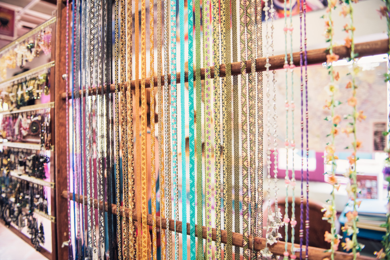 Handmade Necklaces and Bracelets // Sayulita, Mexico // Ashley Petersen Photo