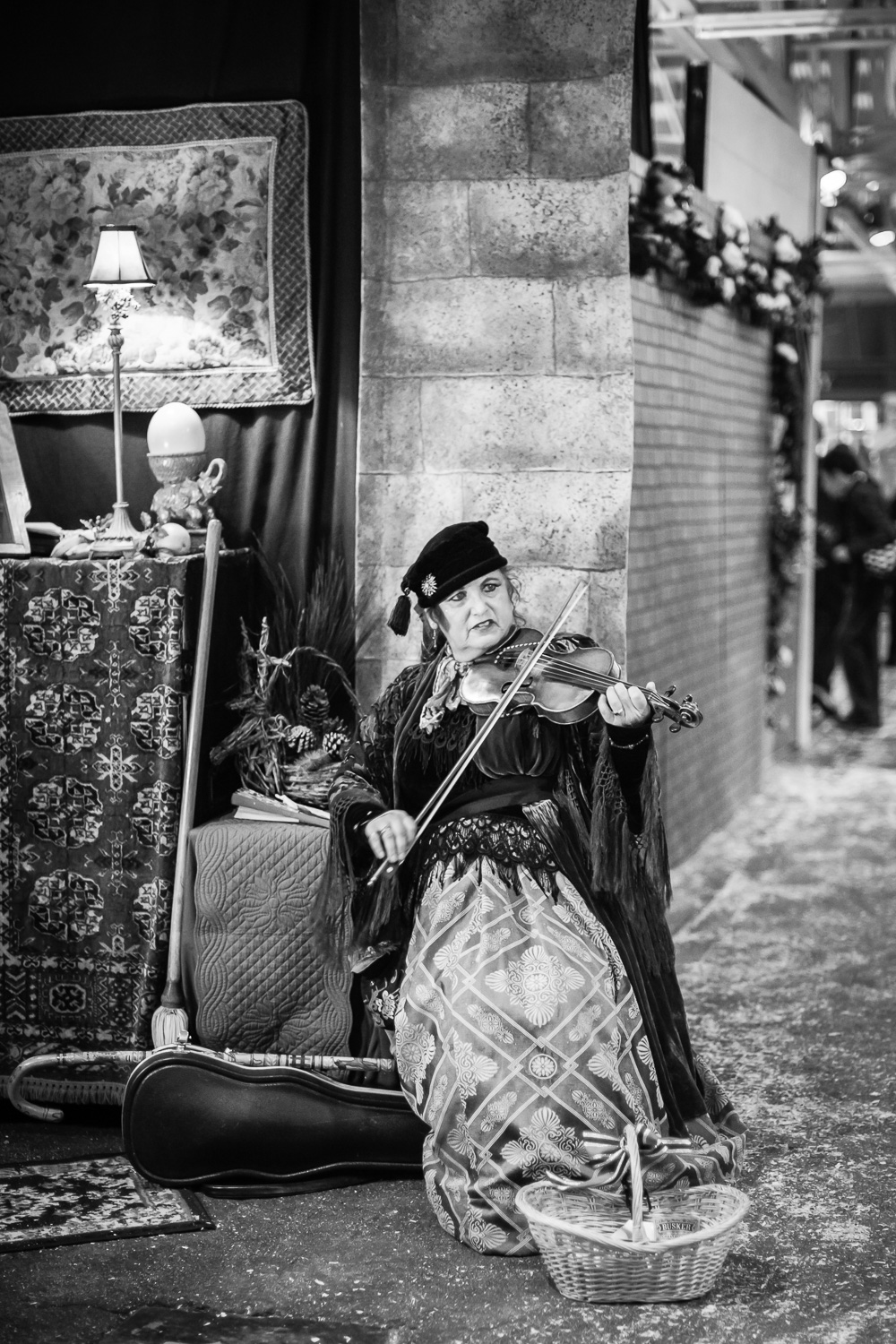 Great Dickens Christmas Fair // Ashley Petersen Photo