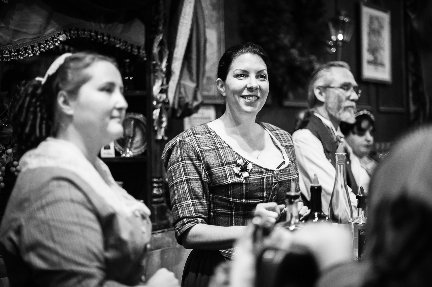 The Great Christmas Dickens Fair // Ashley Petersen Photo