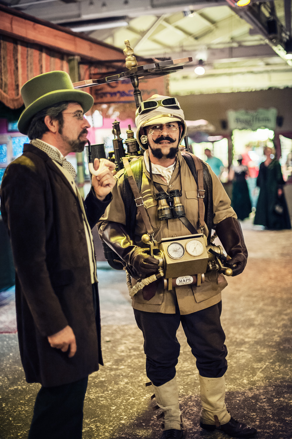 Photographer // The Great Christmas Dickens Fair // Ashley Petersen Photo