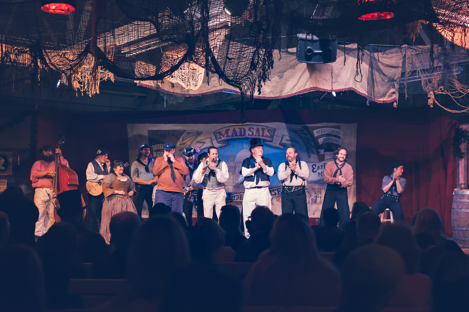 Entertainment  // The Great Christmas Dickens Fair // Ashley Petersen Photo