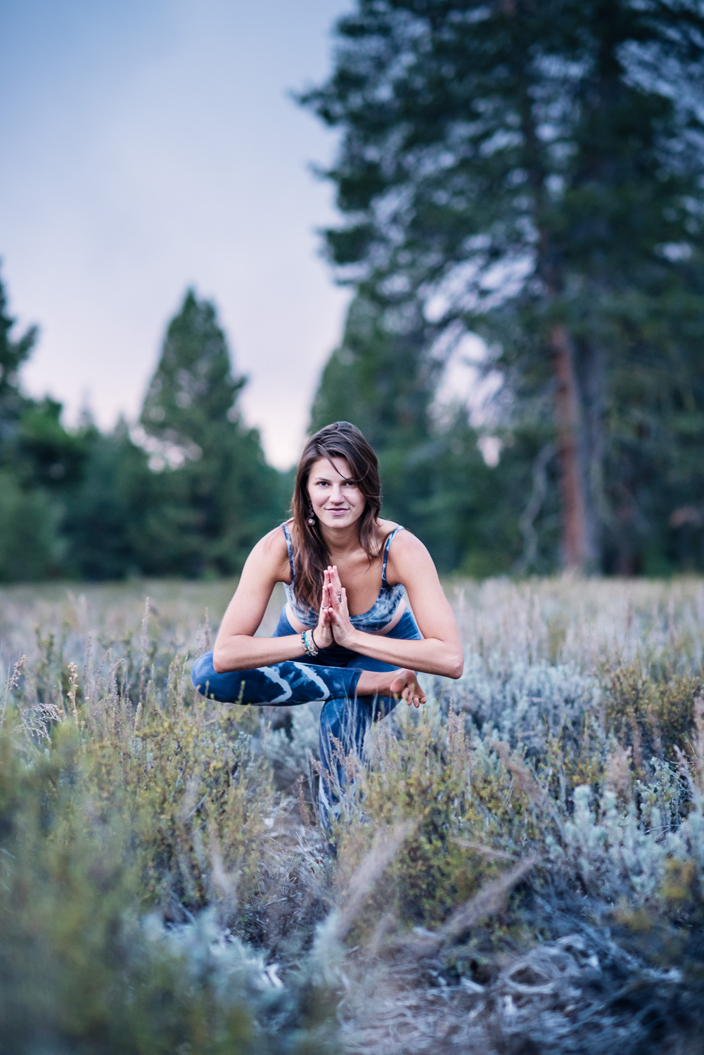 Ashley Dien // Yoga in Tahoe // Ashley Petersen Photo