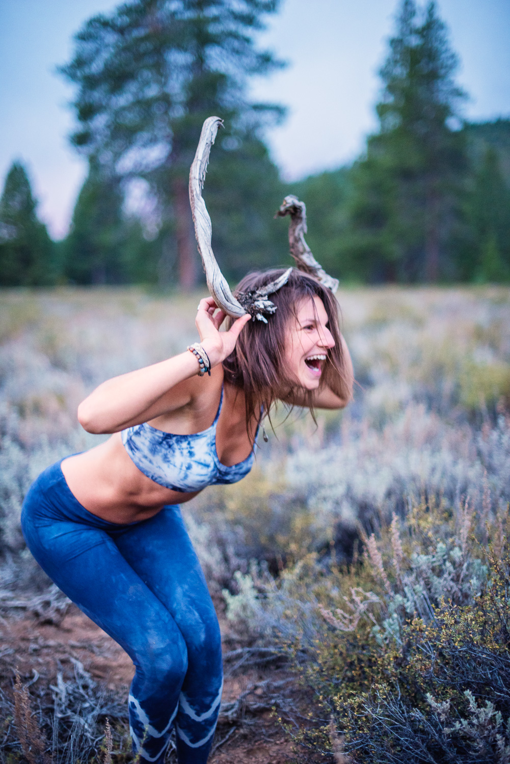 Yogis have the best fun // Ashley Petersen Photo
