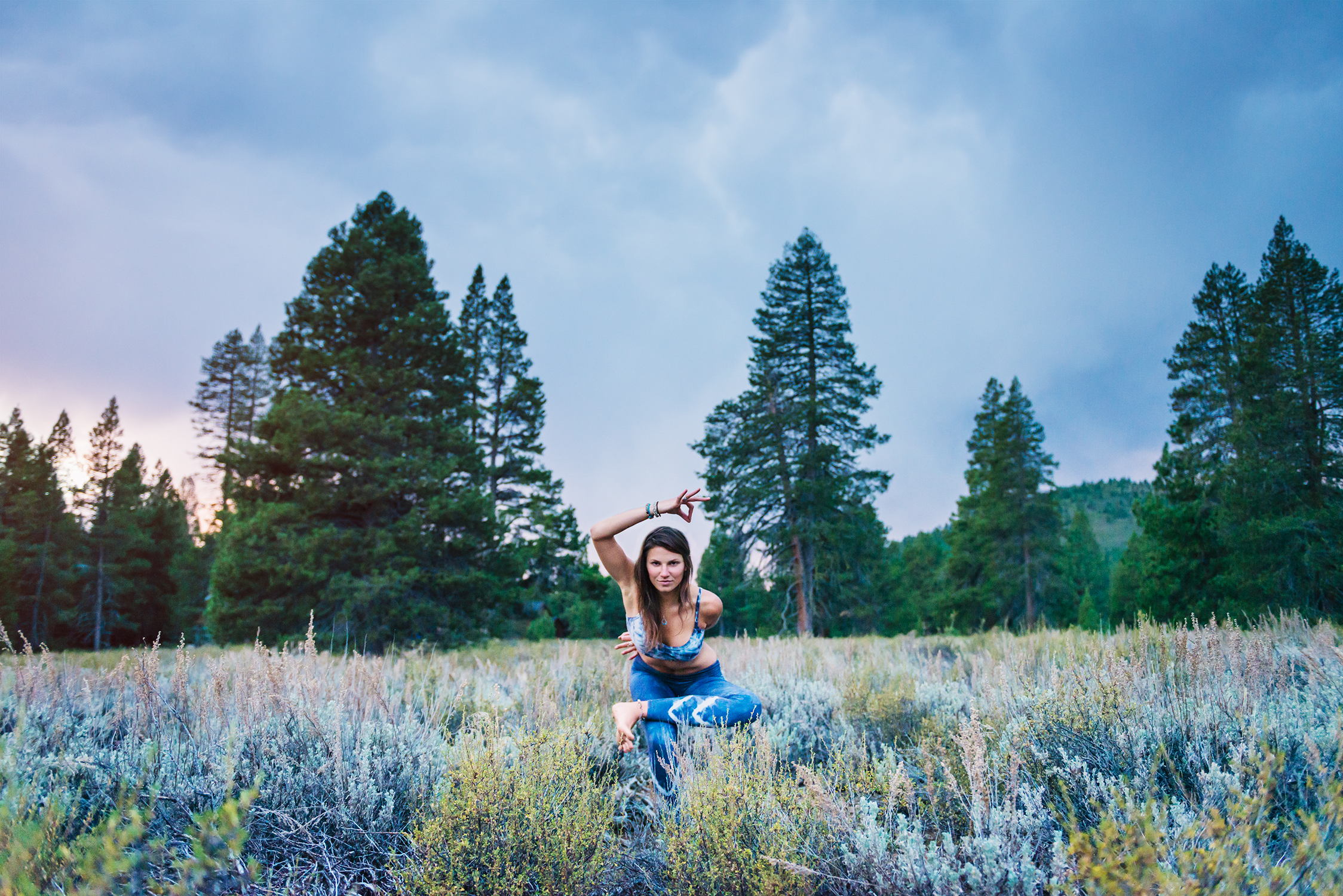 Lake Tahoe yogi // Electric and Rose // Ashley Petersen Photo