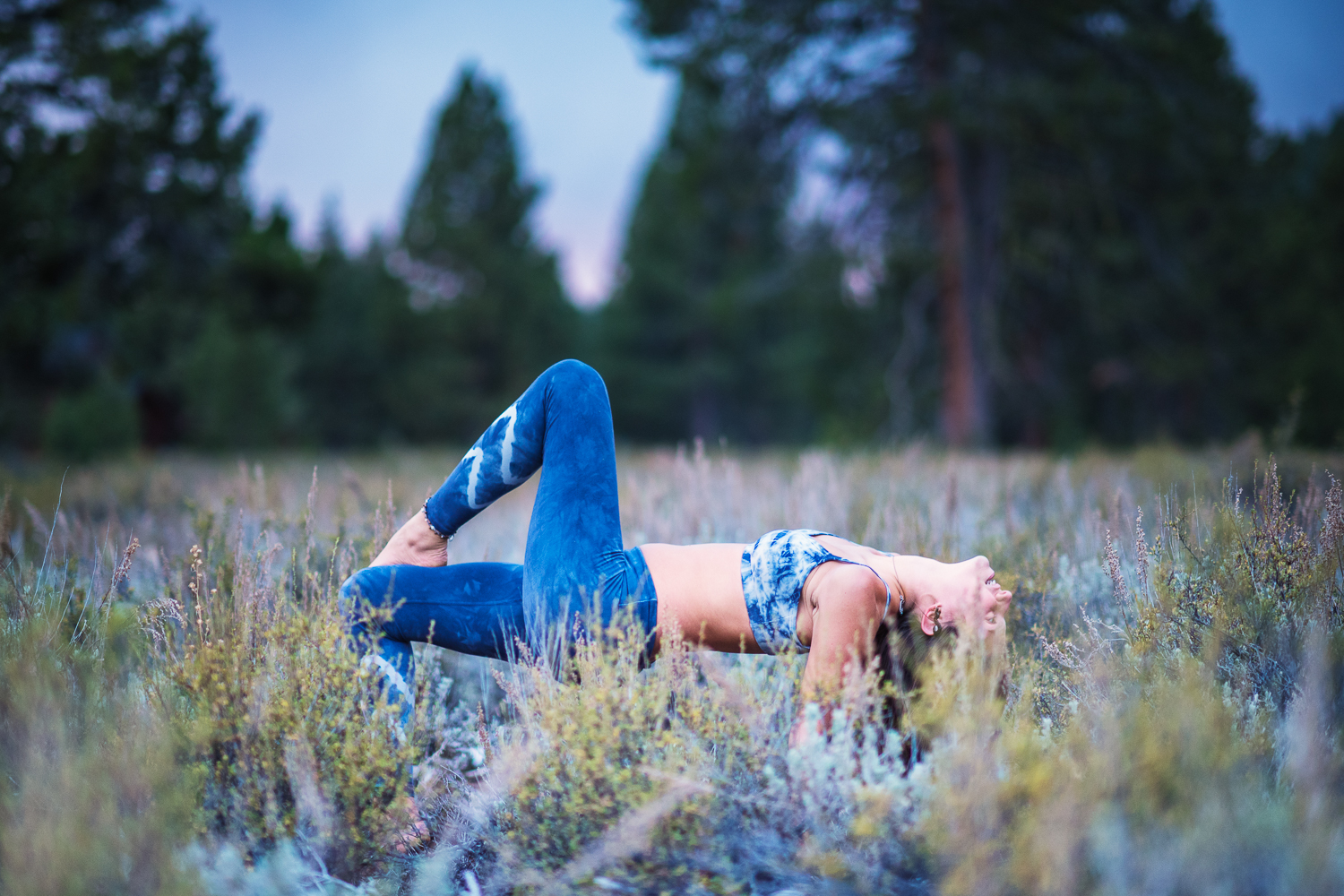 Yogi in Lake Tahoe // Electric and Rose leggings // Ashley Petersen Photo