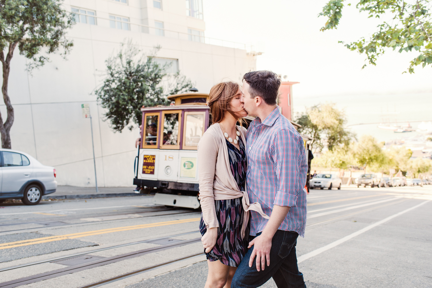 San Francisco Engagement // Ashley Petersen Photography