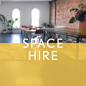 Look no further - a beautifully curated, creative space for hire at your fingertips! Book in for corporate space hire / team building days / off site meetings / tailored workshops for your business