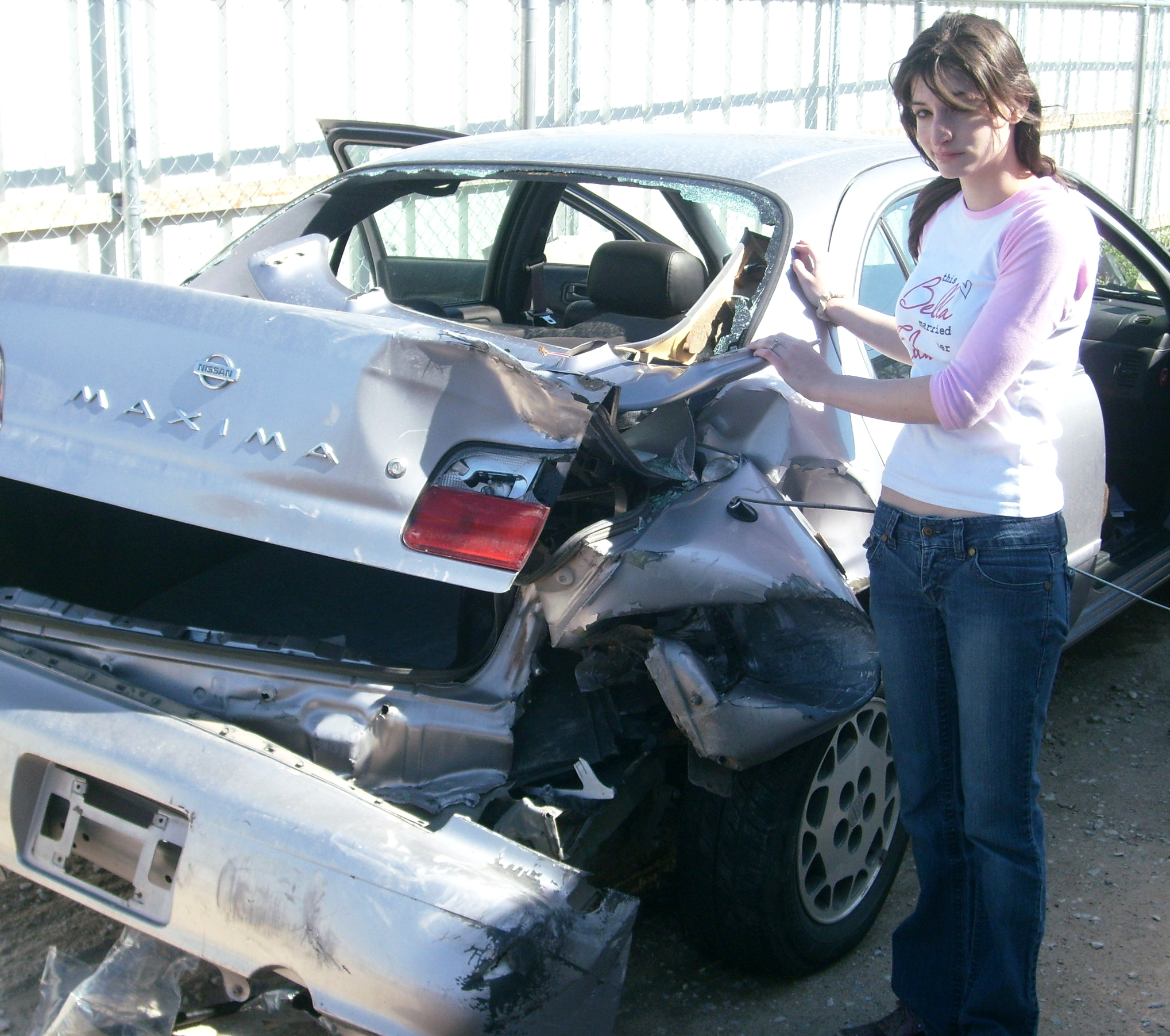 Car Wreck Photo