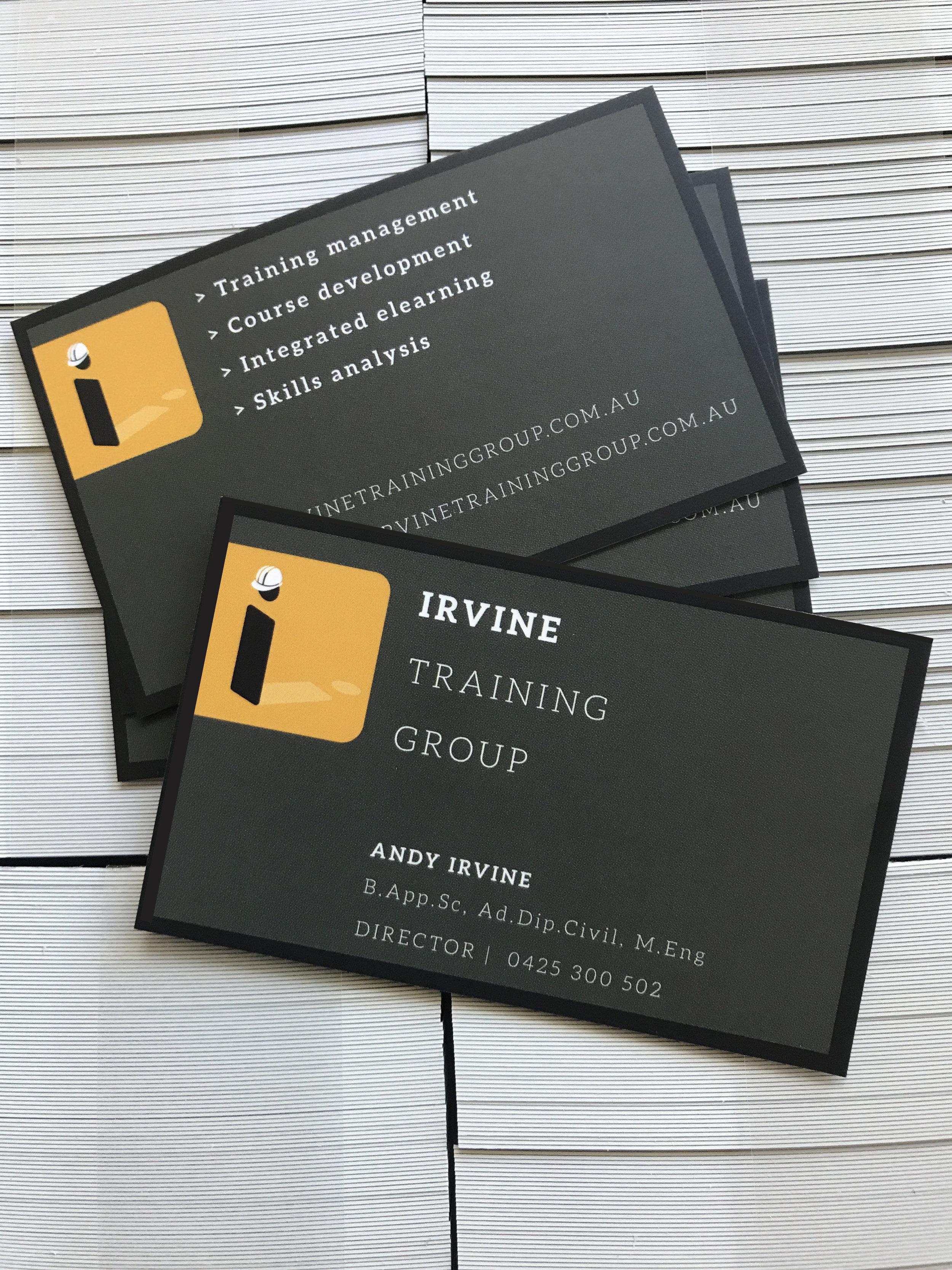 Irvine Biz card.JPG