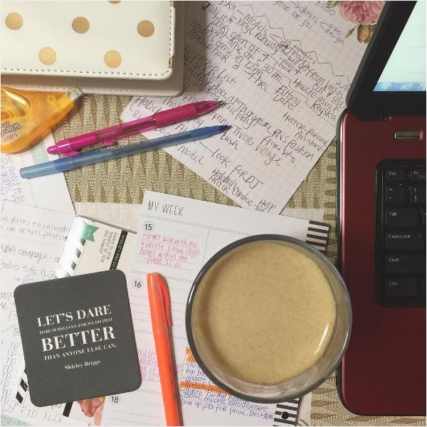 Heidi Swapp memory planners have helped me organize my days and memories so much this year. More info on how to purchase your own at http://heidiswapp.com/memory-planner/