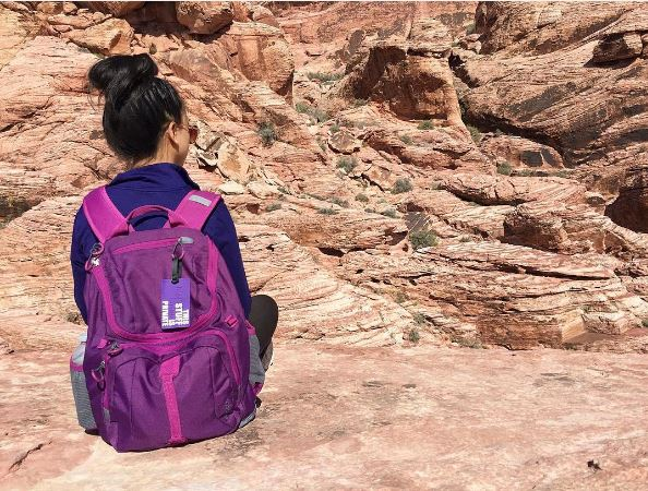 When life takes you to new heights, it's absolutely amazing! Read more about my journey at Red Rock Canyons  here !