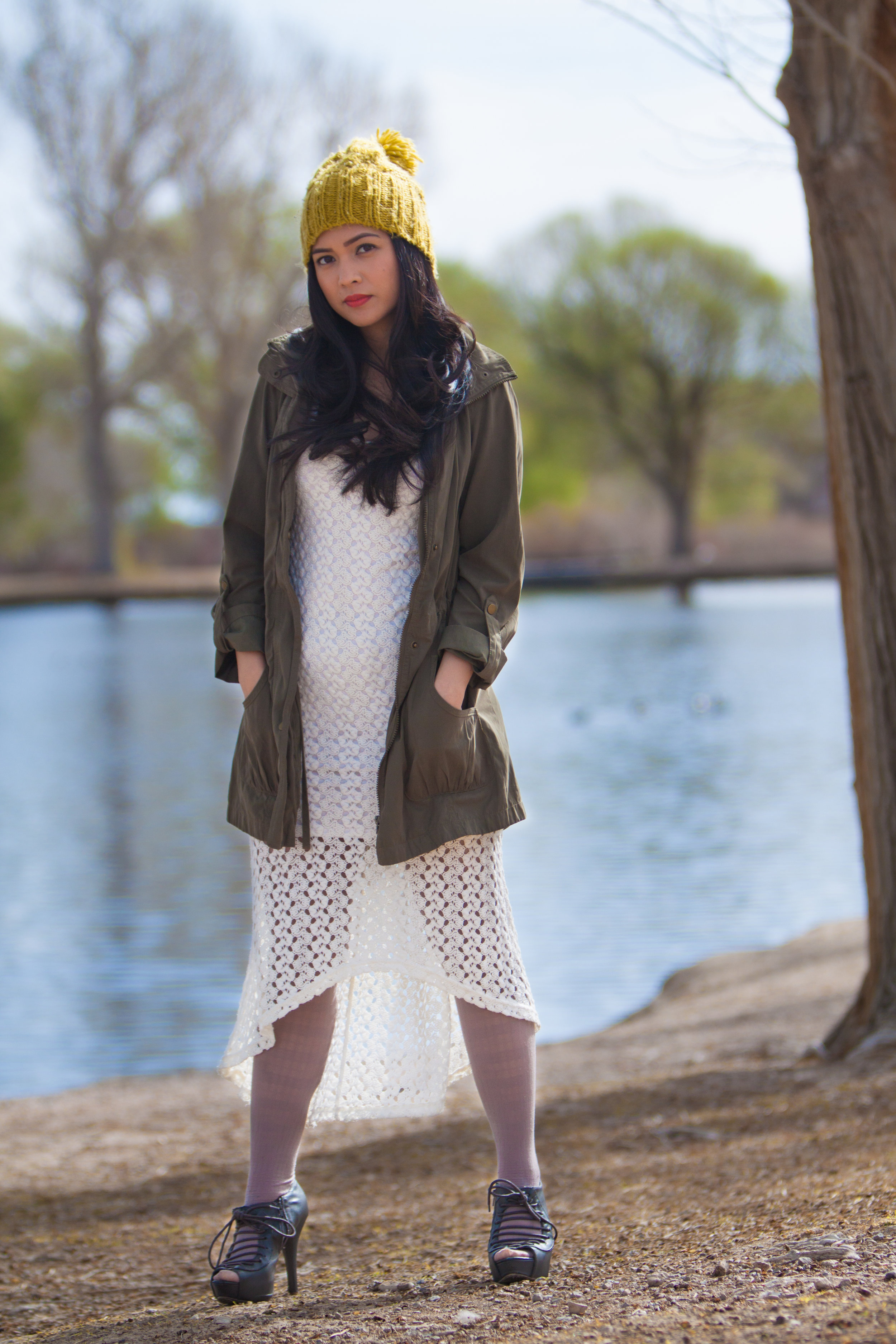 Army Jacket and Dress // T arget