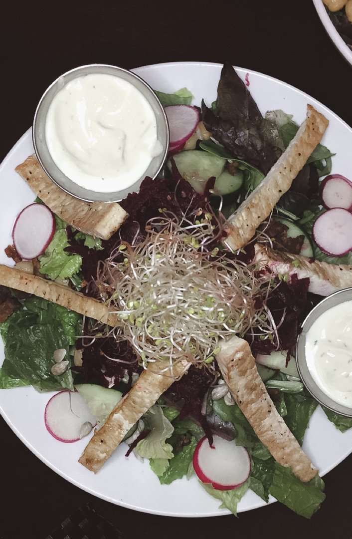 The Nature Girl Salad