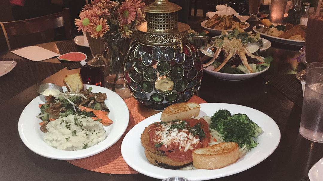 Beef and Broccoli and the Mama Mia