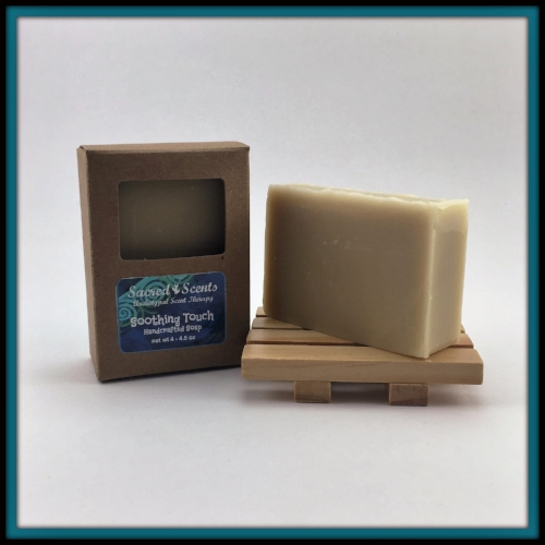 soothing soap 1