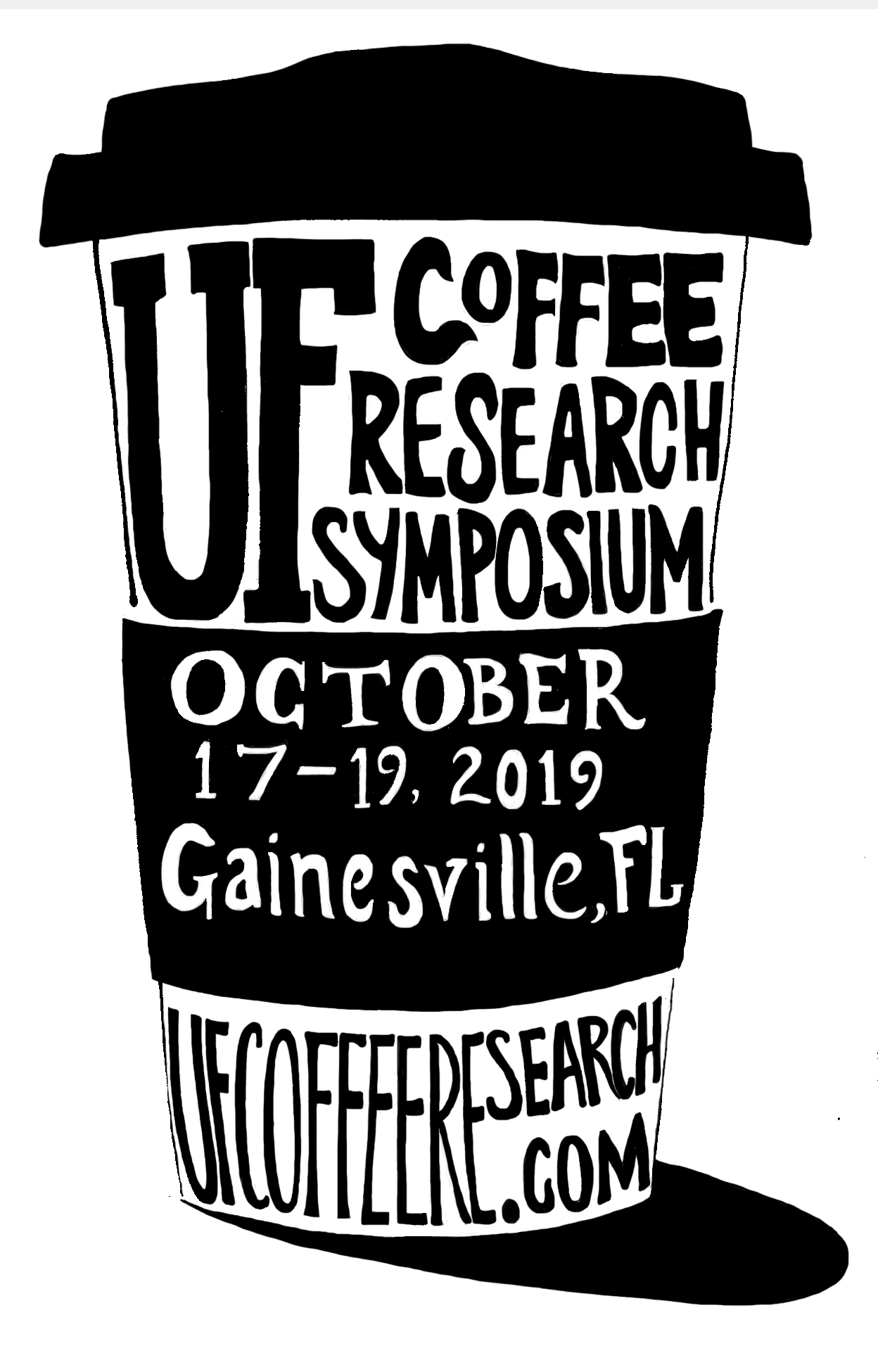 The coffee industry is really performative so I drew a sensual to-go cup for the UF Coffee Research Symposium. They're still looking for proposals!    www.ufcoffeeresearch.com